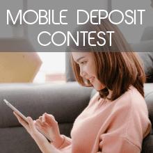 Mobile Deposit Contest